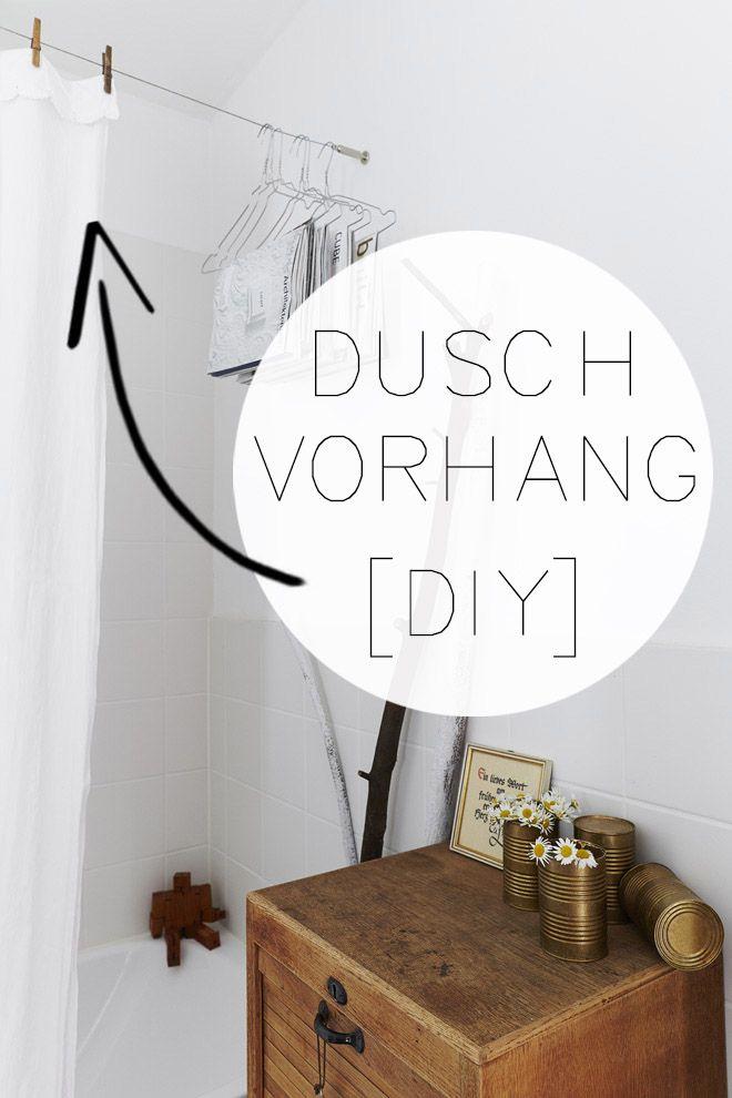 Designer Duschvorhänge ein duschvorhang oma diy zero waste and upcycling