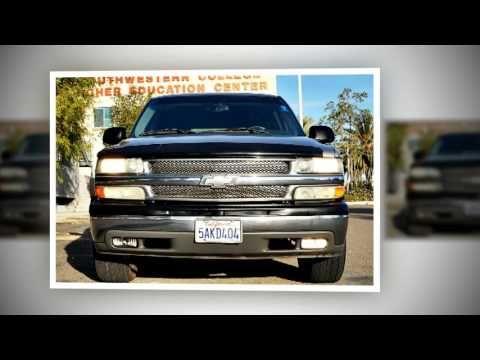 2004 Chevrolet Tahoe Mikes Wholesale Cars Inc National City San Diego Ca Chevrolet Tahoe National City Tahoe