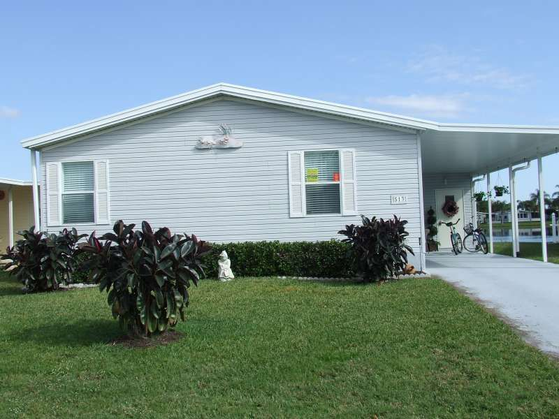 Mobile Home For Sale In Heron Cay In Vero Beach Eastern Fl