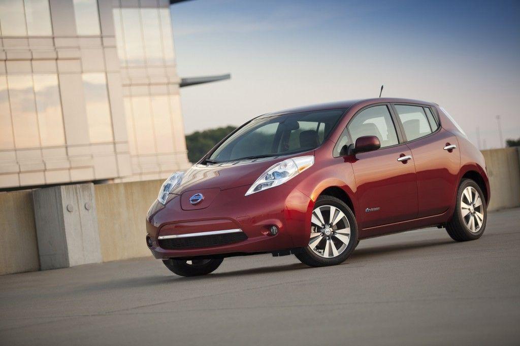 2014 Nissan Leaf EVlist.it Electronic Vehicles