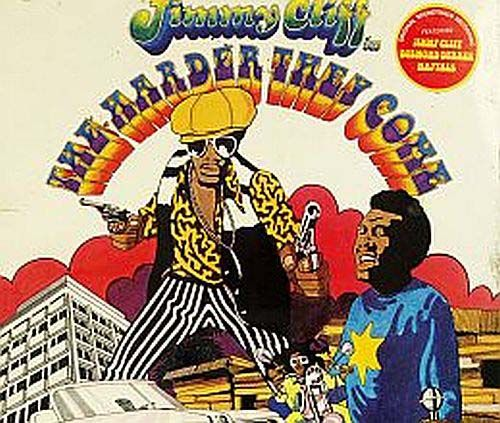 """Released on July 7, 1972, """"The Harder They Come"""" is the soundtrack album to the eponymous  film   where Jimmy Cliff is both the star  and the headliner on the soundtrack. TODAY in LA COLLECTION on RVJ >> http://go.rvj.pm/3fl"""