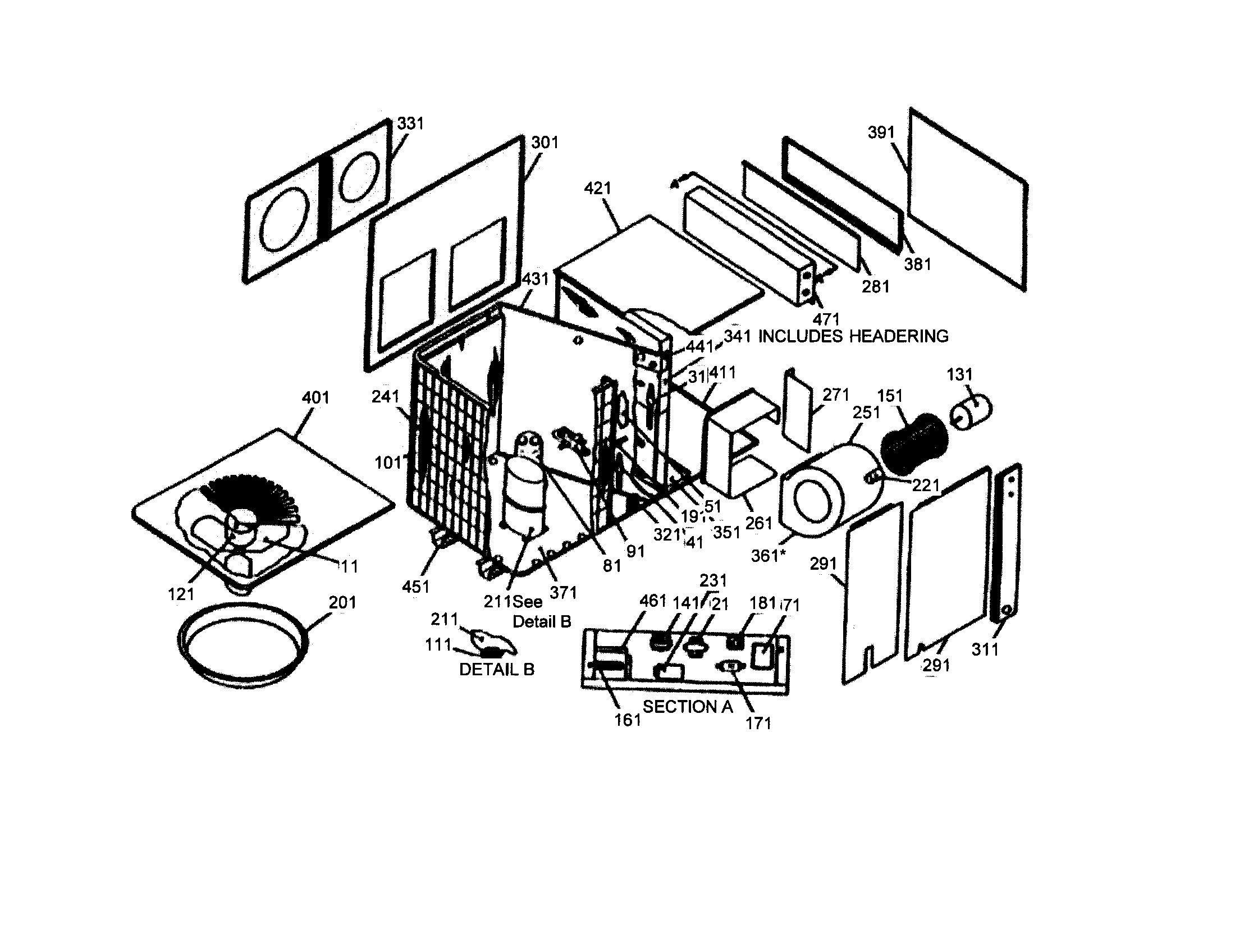 Goodman Phk024 1f Wiring Diagrams In