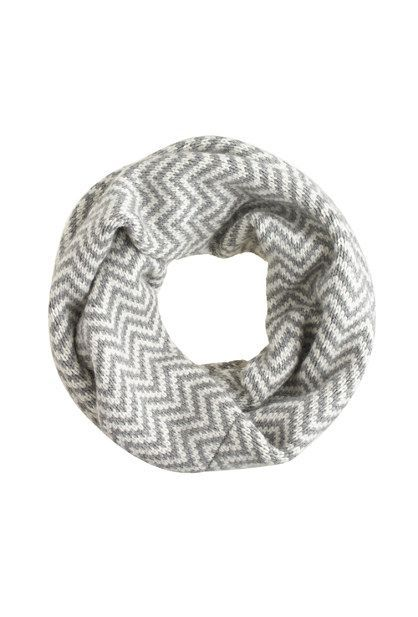 Chevron infinity scarf - A Very Secret Pinterest Sale: 25% off any order at jcrew for 48 hours with code SECRET