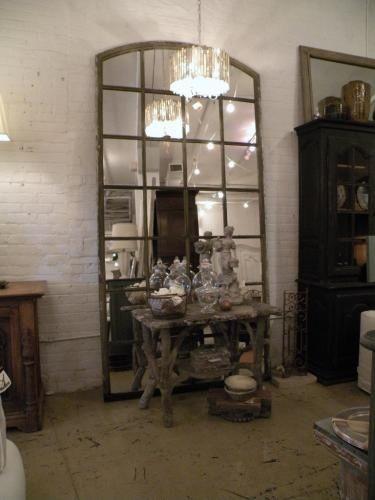 Des miroirs à poser au sol pour une décoration originale | Le sol ...
