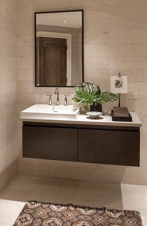 Contemporary Bathroom Sink Design