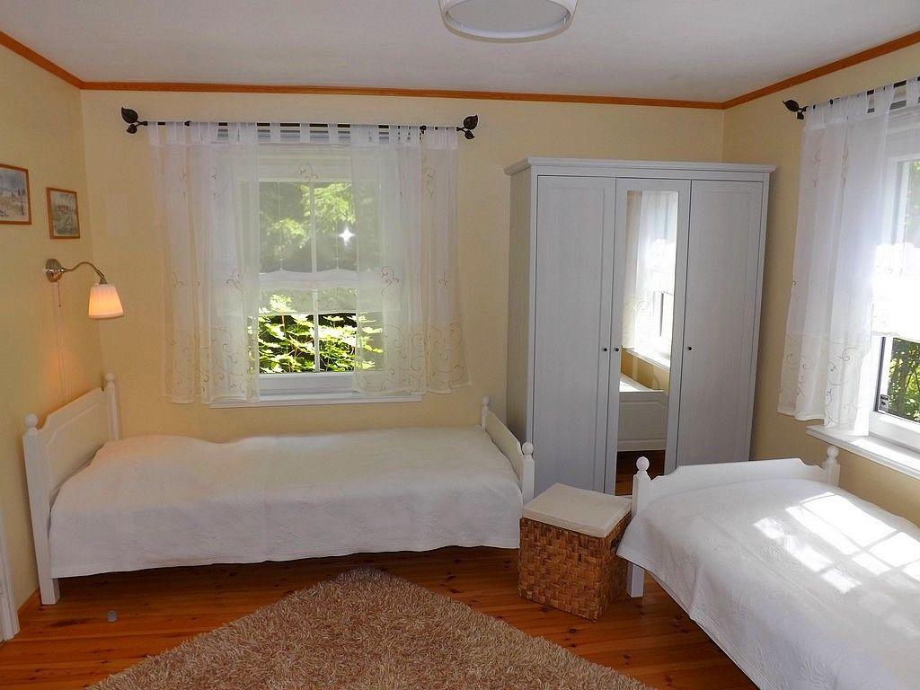 Schlafzimmer 2 Ferienhaus Schweden