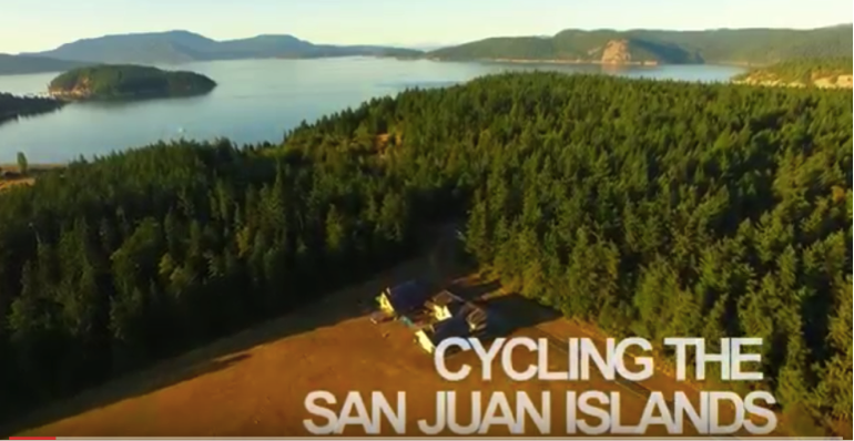 What's It Like to Cycle the San Juan Islands? Watch This Video to Find Out!