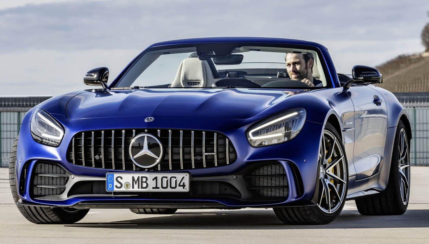مرسيدس أي أم جي جي تي أر رودستر 2020 الجديدة كليا من أسرع سيارات المكشوفة وأجملها موقع ويلز Mercedes Amg Gt R Mercedes Amg New Mercedes Amg