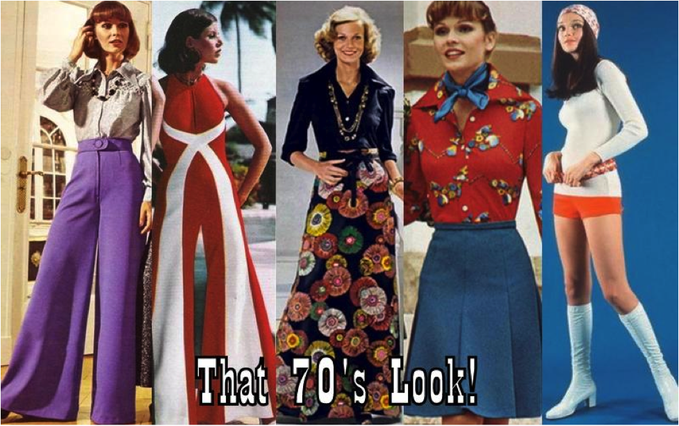 Style Facts Fashion In The 70s