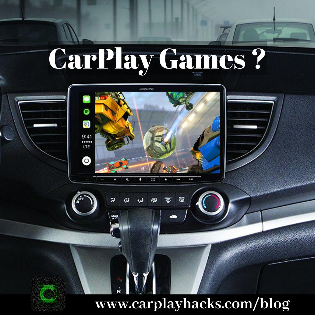 Carplay Games Carplay Apple Car Play Games