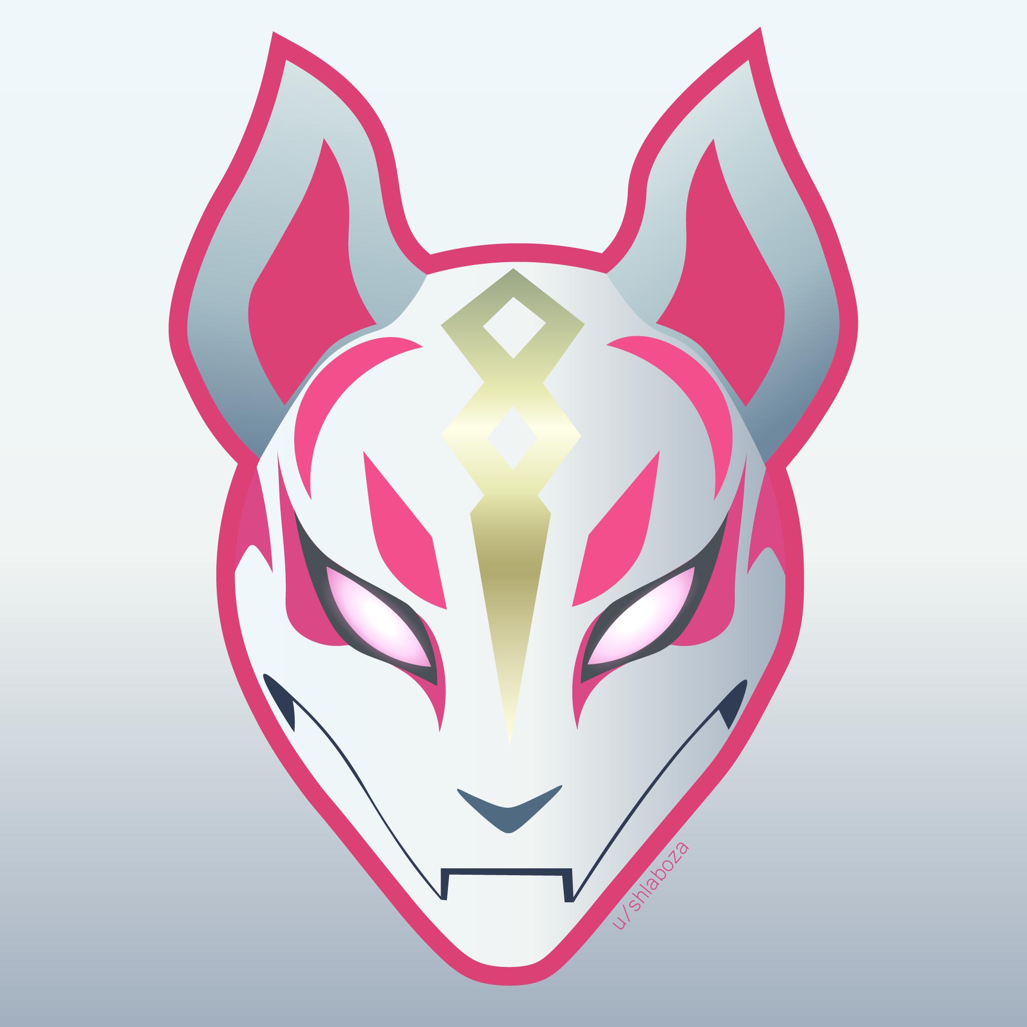 Fortnite Drift Mask Desenhos Para Colorir Naruto Arte Para Criancas Desenho