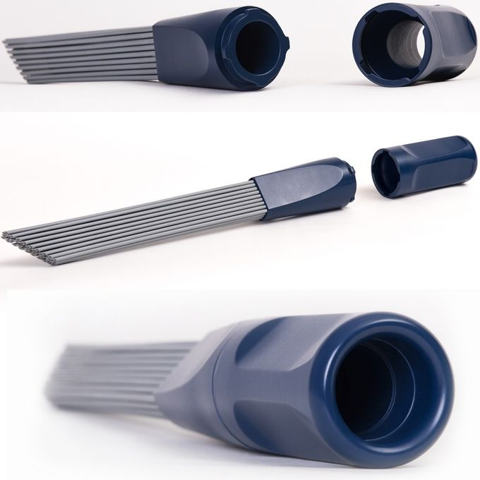 Dusty Brush Is A Universal Vacuum Cleaner Attachment For