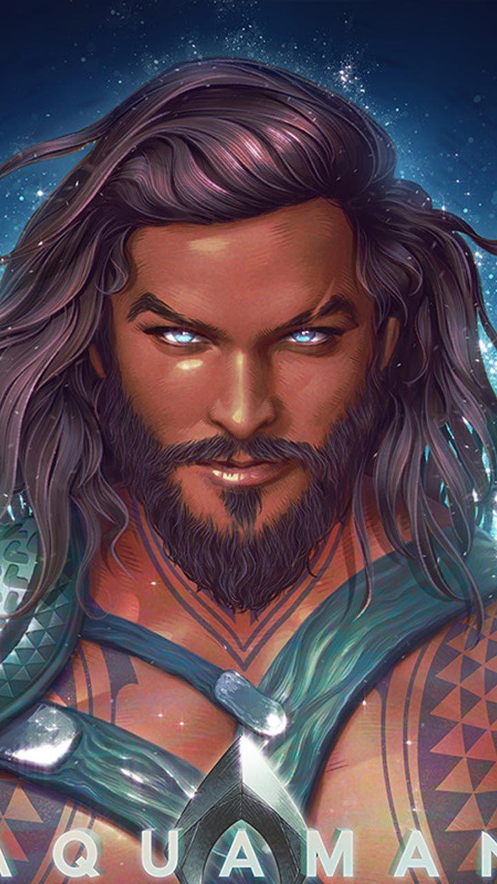 Photo of Aquaman Fanart