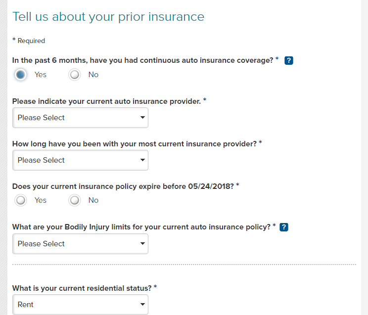 Nationwide Insurance Quote Collection In 2020 Auto Insurance