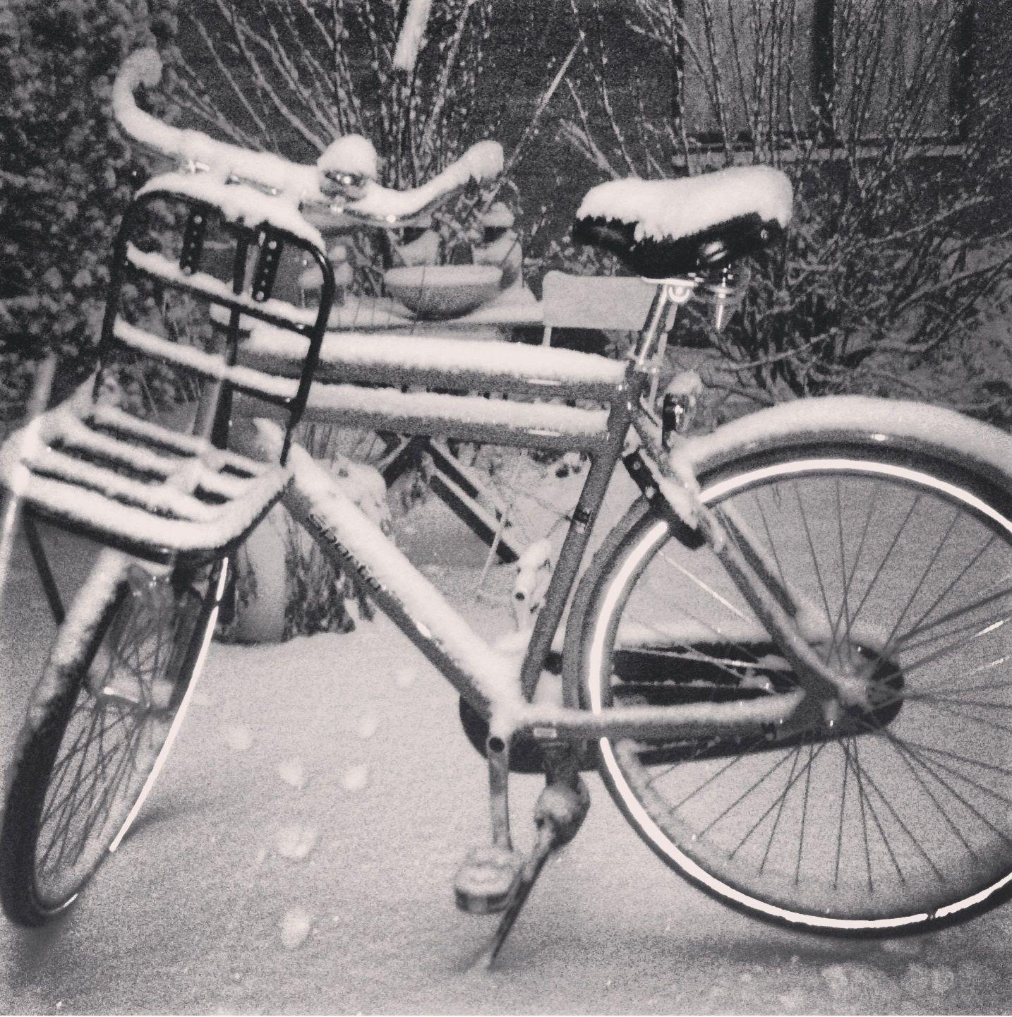 Prachtige sneeuw