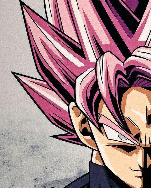Black Goku Super Saiyan Rose Ignore Tags Dbz Dbs Dragonballz Dragonballsuper Anime Manga Goku Vegeta Seni Anime Dragon Ball Z Goku