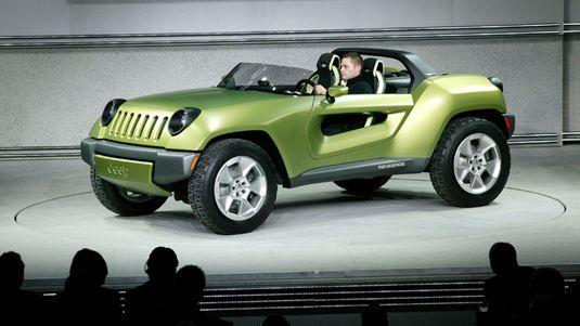 Jeep Wrangler Jeep Renegade Jeep Concept Jeep