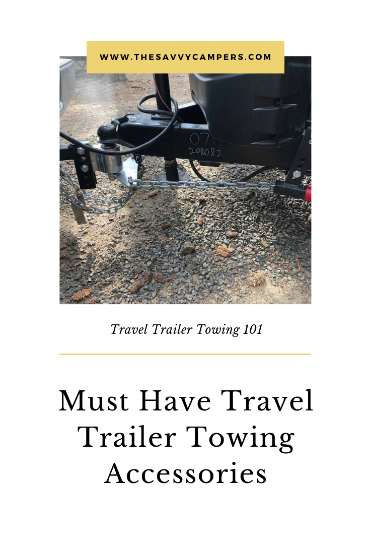 Improve your Towing Experience with These MUST HAVES