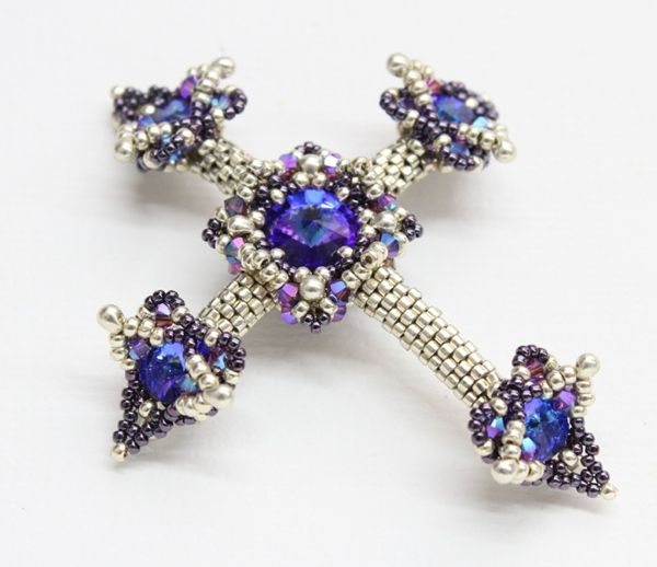 Nara Beads: Vienna By Sabine Lippert From Try To Bead Website.