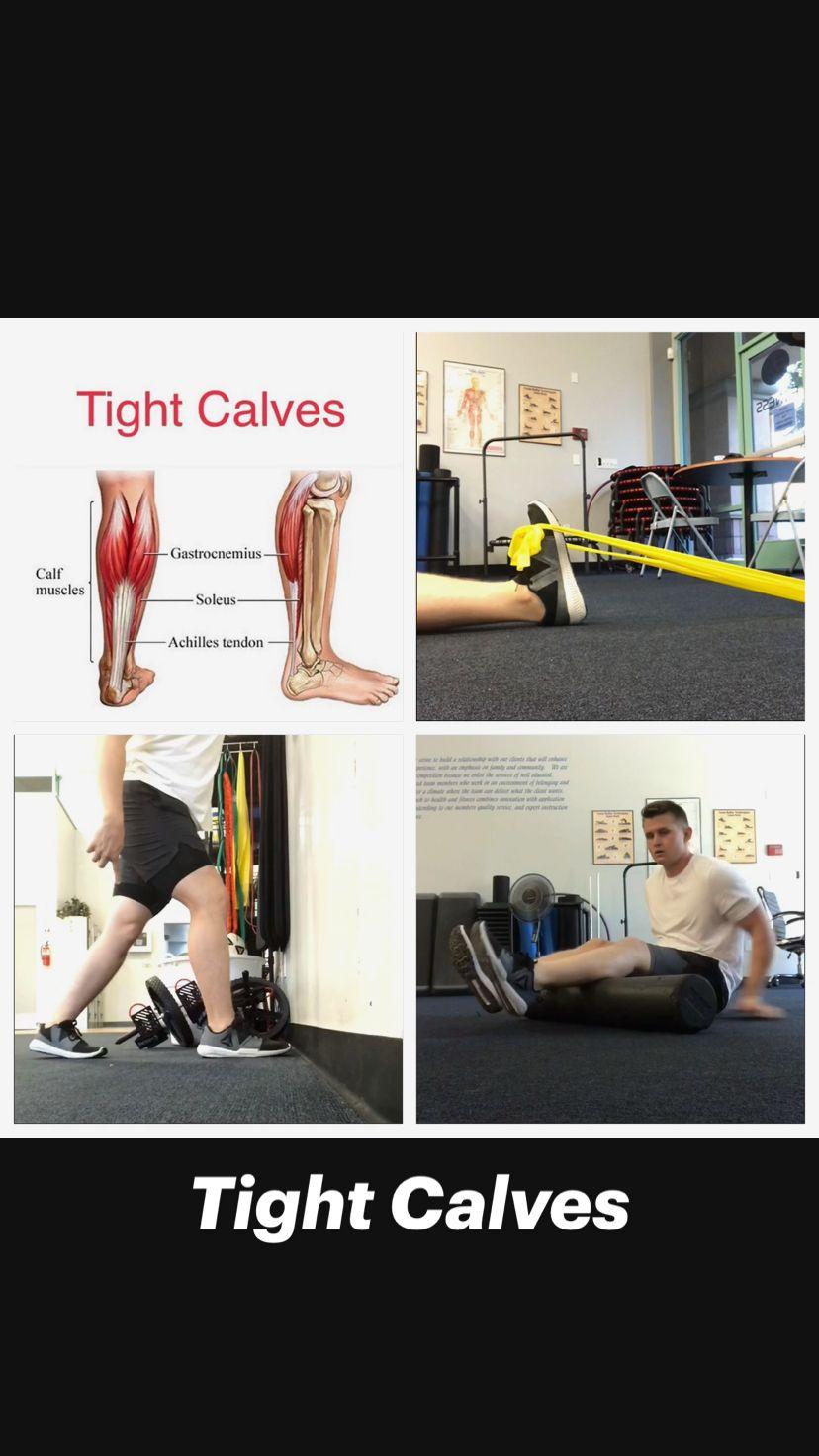 Tight Calves