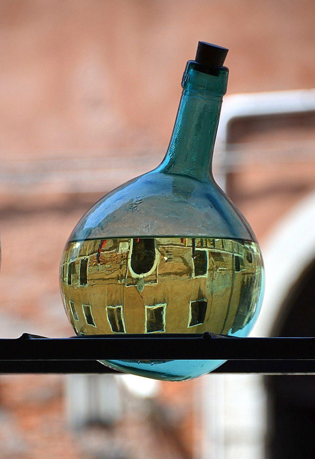 beatiful view Wine glass pictures, Diy cristals, Bottle art