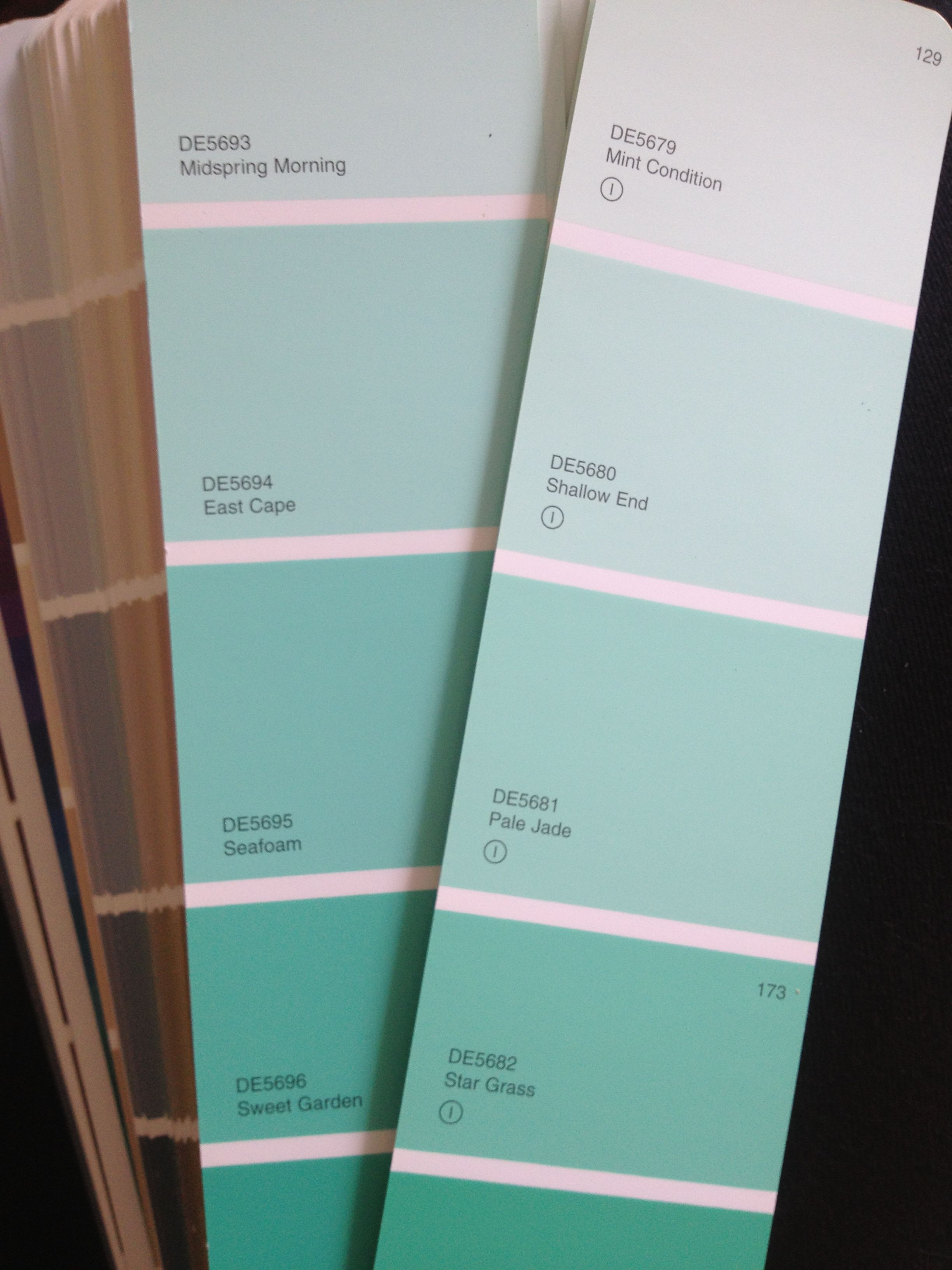 paint color seafoam or pale jade kids general baby stuff
