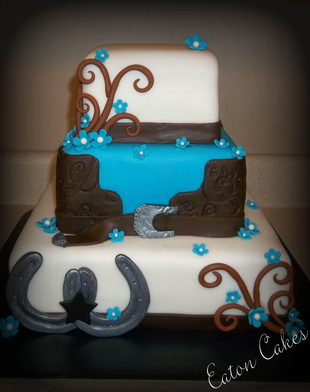 Western wedding cake Cakes & cupcakes