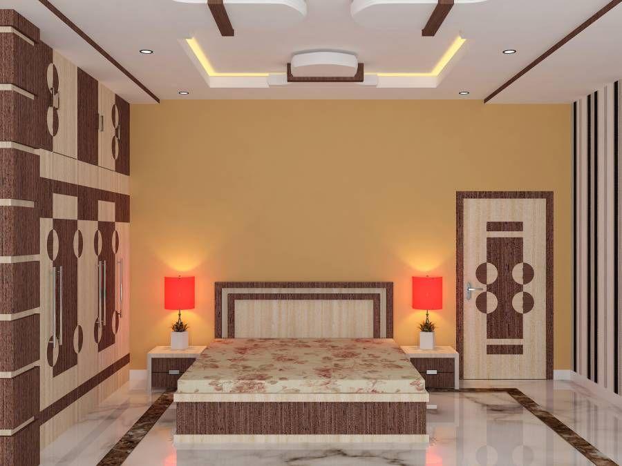 Bedroom Interior Kolkata Residential Bedroom Design In Modern