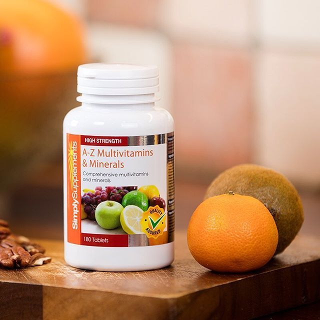 Our A to Z Multivitamins and Minerals are a fantastic way of making sure that your body receives a constant, steady supply of high-quality, beneficial nutrients to help support and promote your health.  .  .  .  #multivitamins #supplements #nutrients #nutrition #diet #vitamins #minerals #health #healthy #healthyliving #healthyeating #healthylife #picoftheday #instagood #instapic #product #highlight #spotlight #fitfam #lifestyle