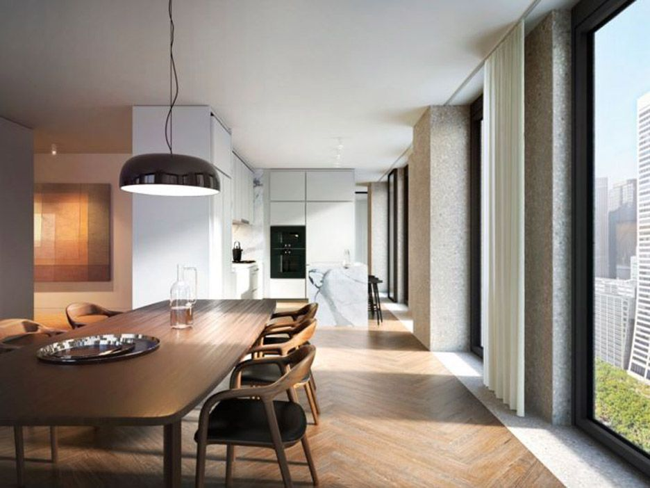 The Bryant by David Chipperfield in New York   Interior   Pinterest