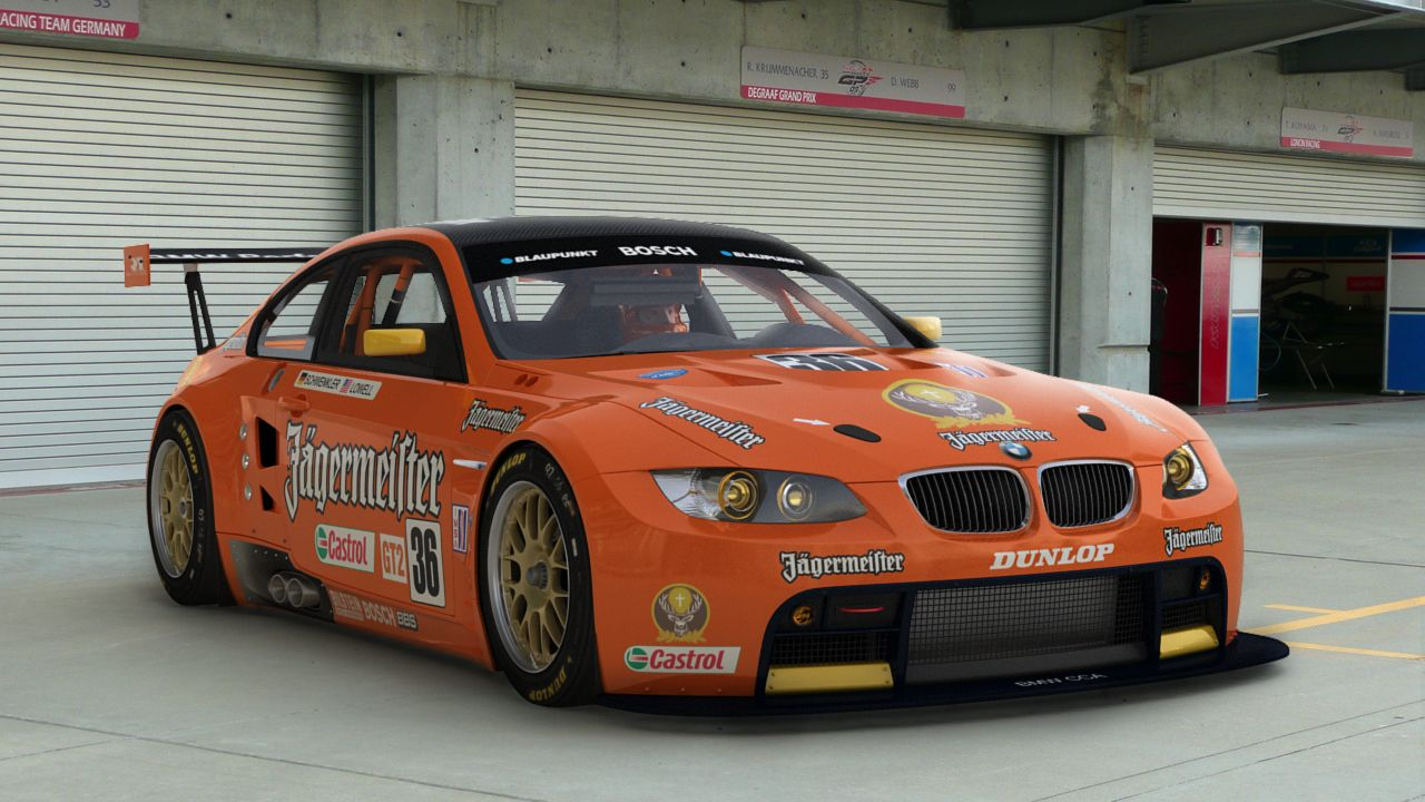 j germeister bmw m3 gt2 racing team j germeister. Black Bedroom Furniture Sets. Home Design Ideas