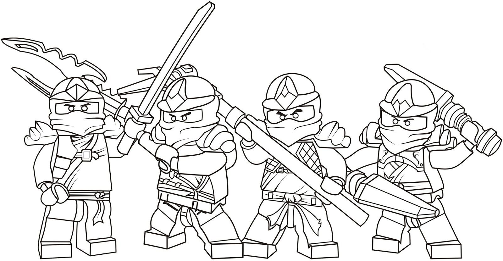 Lego Chima Coloring Page Free Pages Download