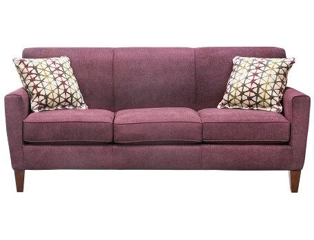 Bossa Nova Collection Aubergine Sofa