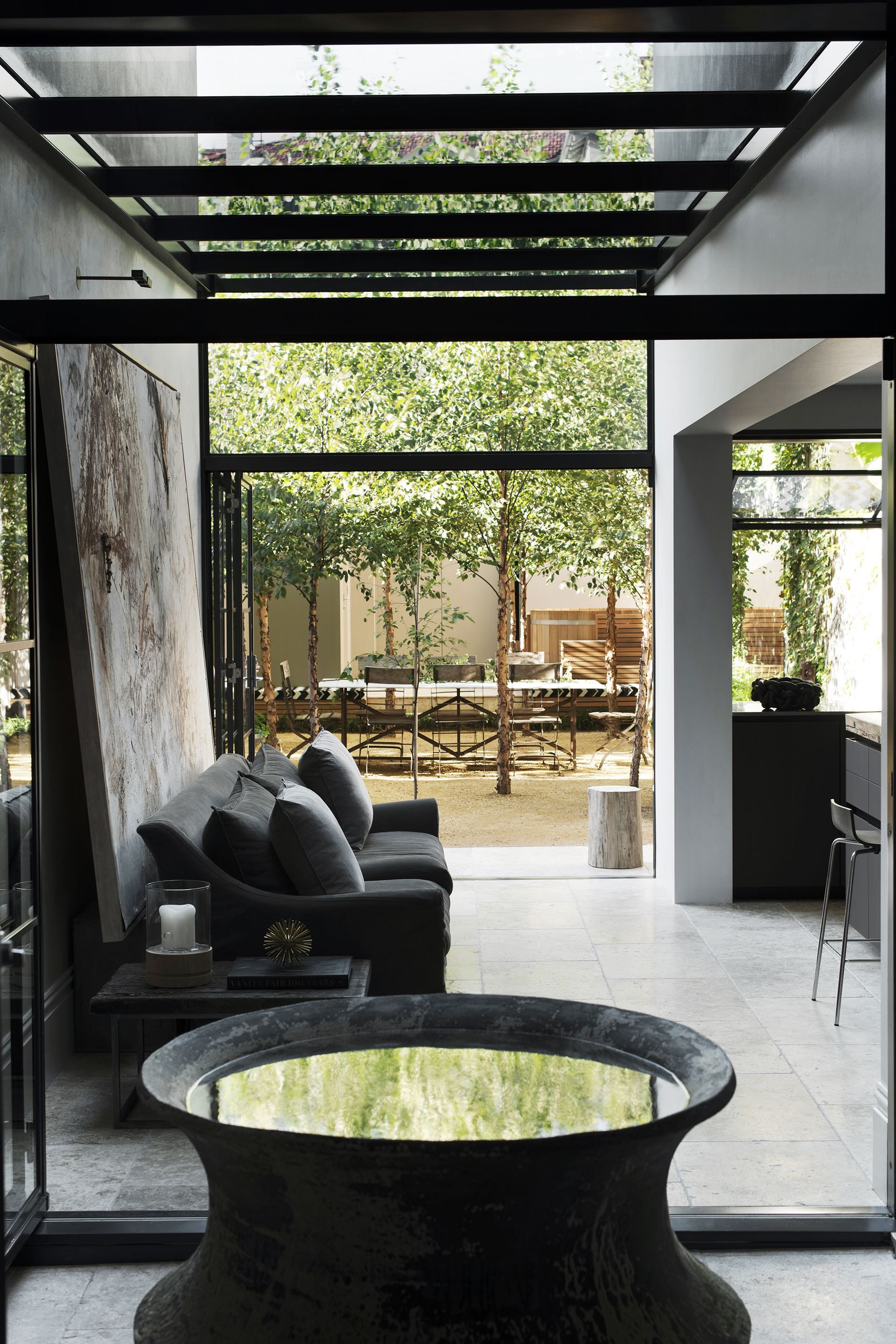 Penny\'s Paddington Terrace Renovation | Modern Country | Pinterest ...