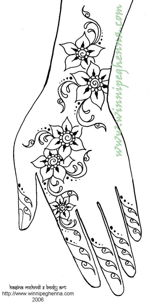 Free Sample Henna Designs And Patterns Welcome To About Com