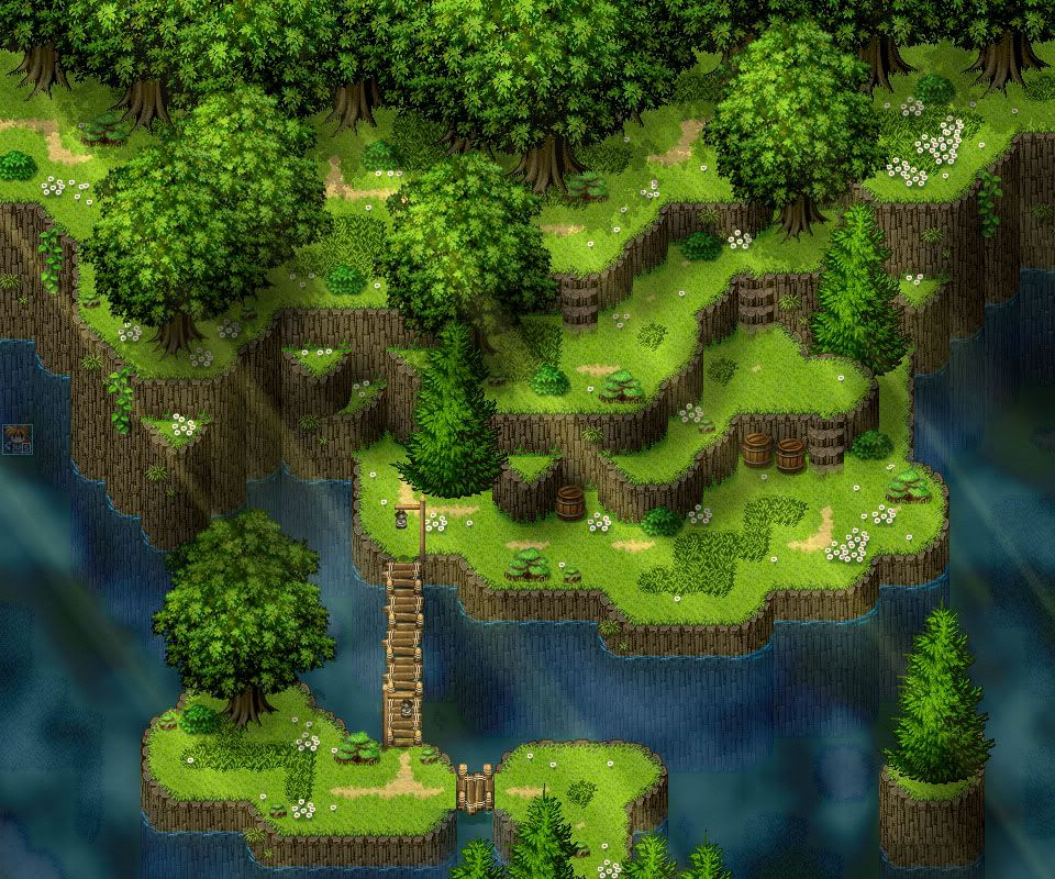 Awesome Pixel Art! #rpgmaker #rpg #pixelart