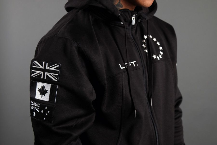 live fit assassin hoodie live fit apparel supplier