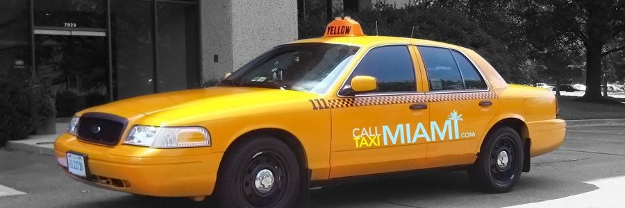 Is A Facility To Be Dependent On Miami Airport Taxi Taxi Service