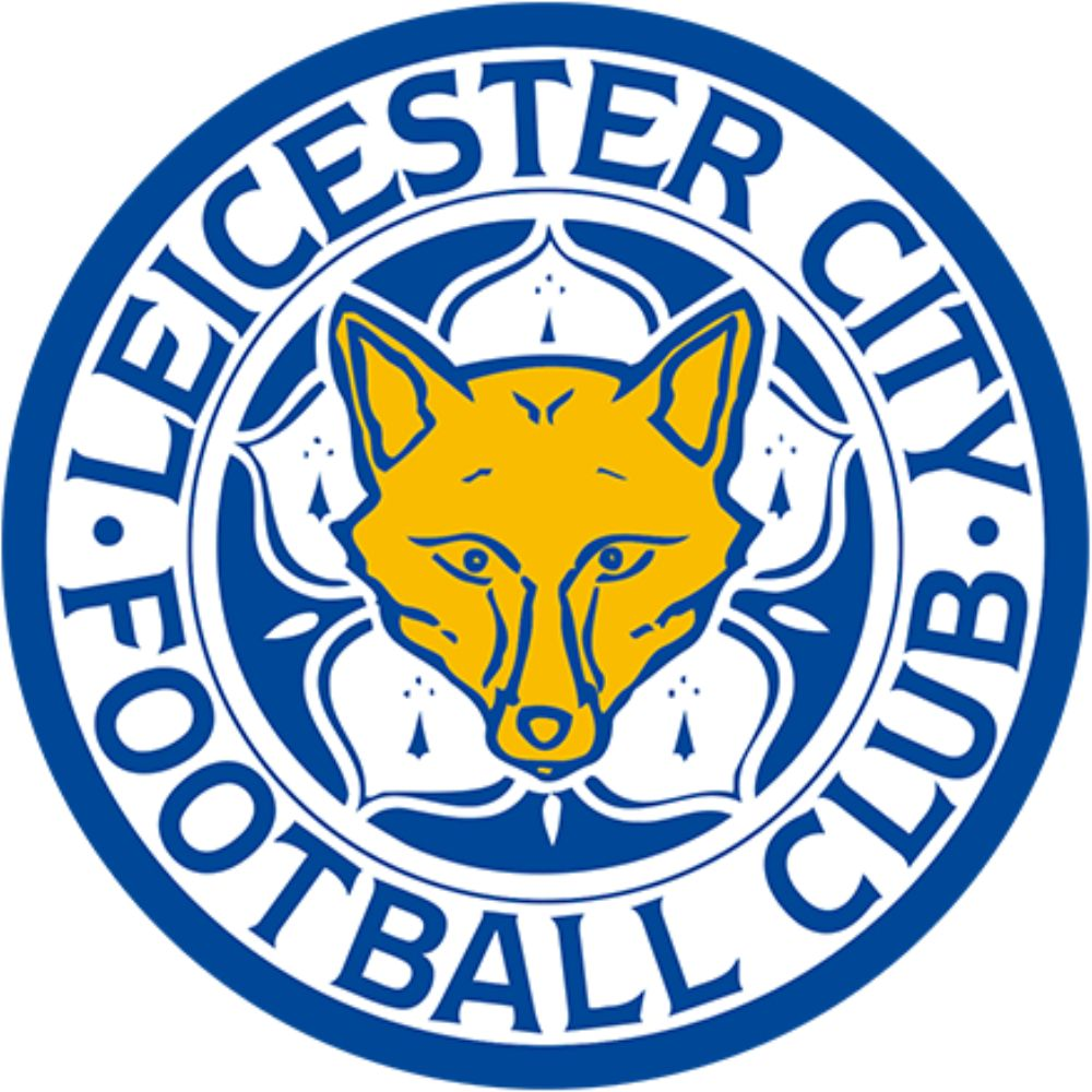 Leicester City Logo | Leicester city football, Leicester ...