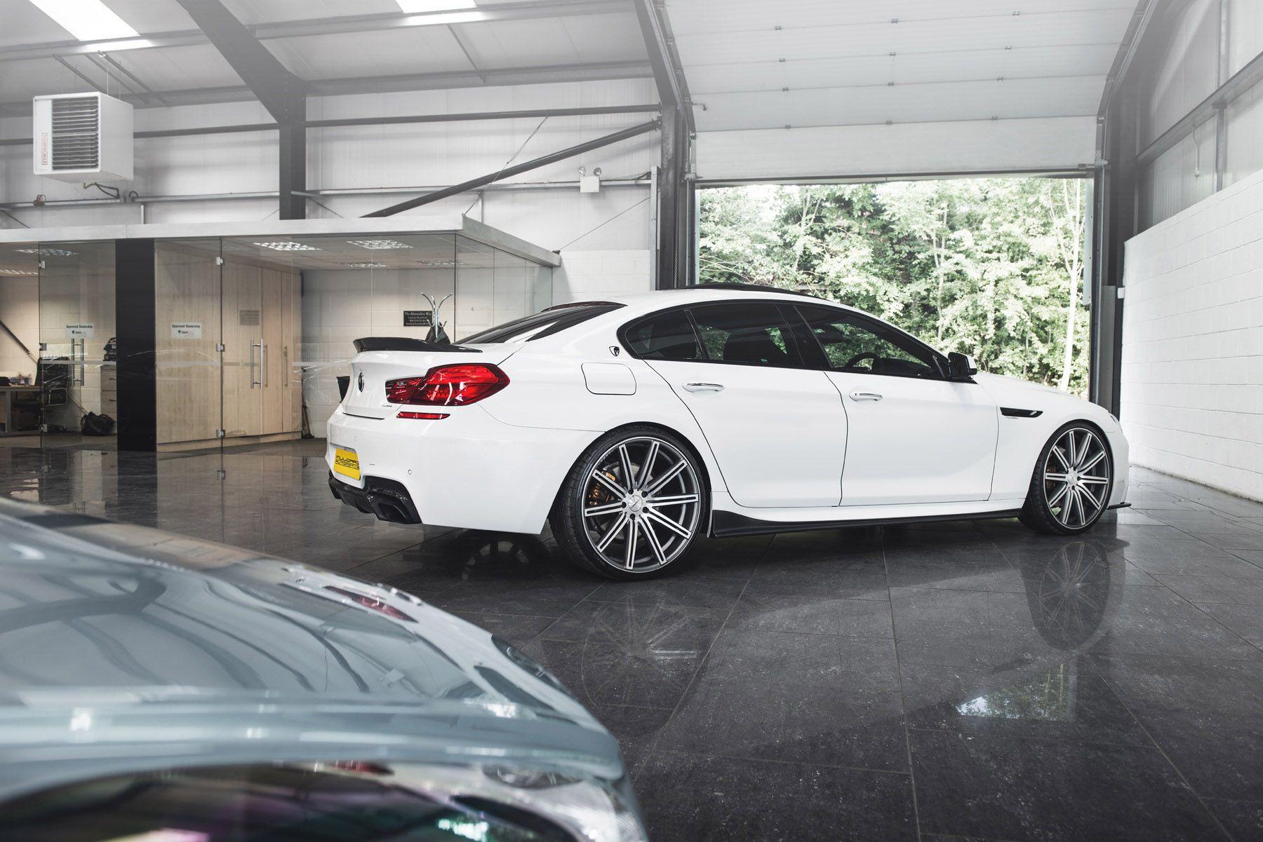 Mulgari BMW 6 Series Gran Coupe SV 640d Bmw Pinterest