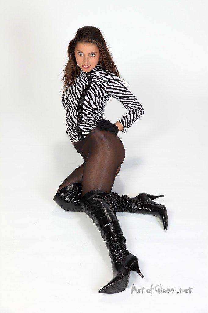 sexiga tights fetish kläder