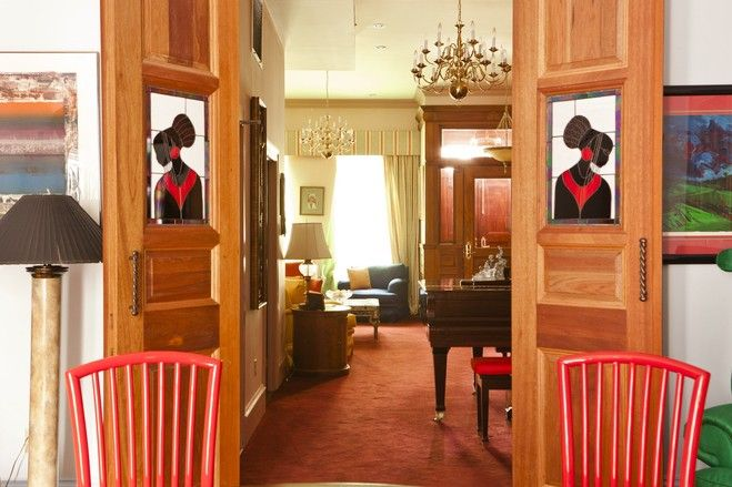 the inner rooms of maya angelou home global home home on wall street journal online id=84421
