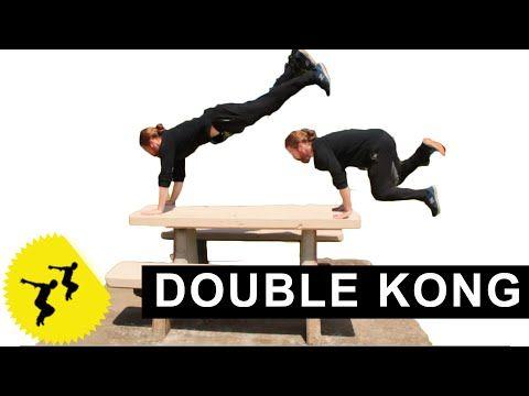 Kong/monkey vault tutorial (beginner parkour) youtube.