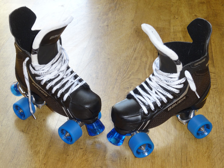 Roller skating rink ontario - Quad Hockey Skates