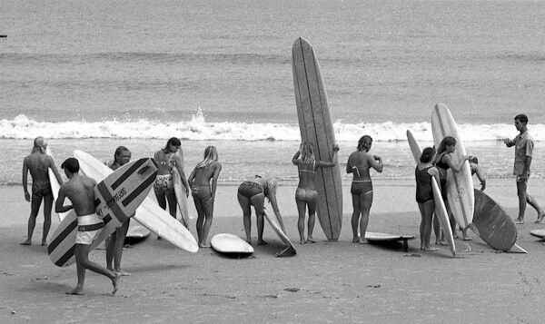 Pin By Carol Robinson On Sayings Surfing Surf Girls Vintage Surf