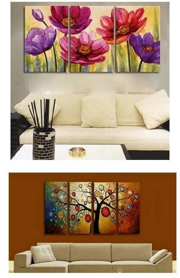 Extra Large Hand Painted Art Paintings For Home Decoration Large Wall Art Canvas Cuadros Para Sala Moderna Cuadros Decorativos Para Sala Cuadros Para Decorar