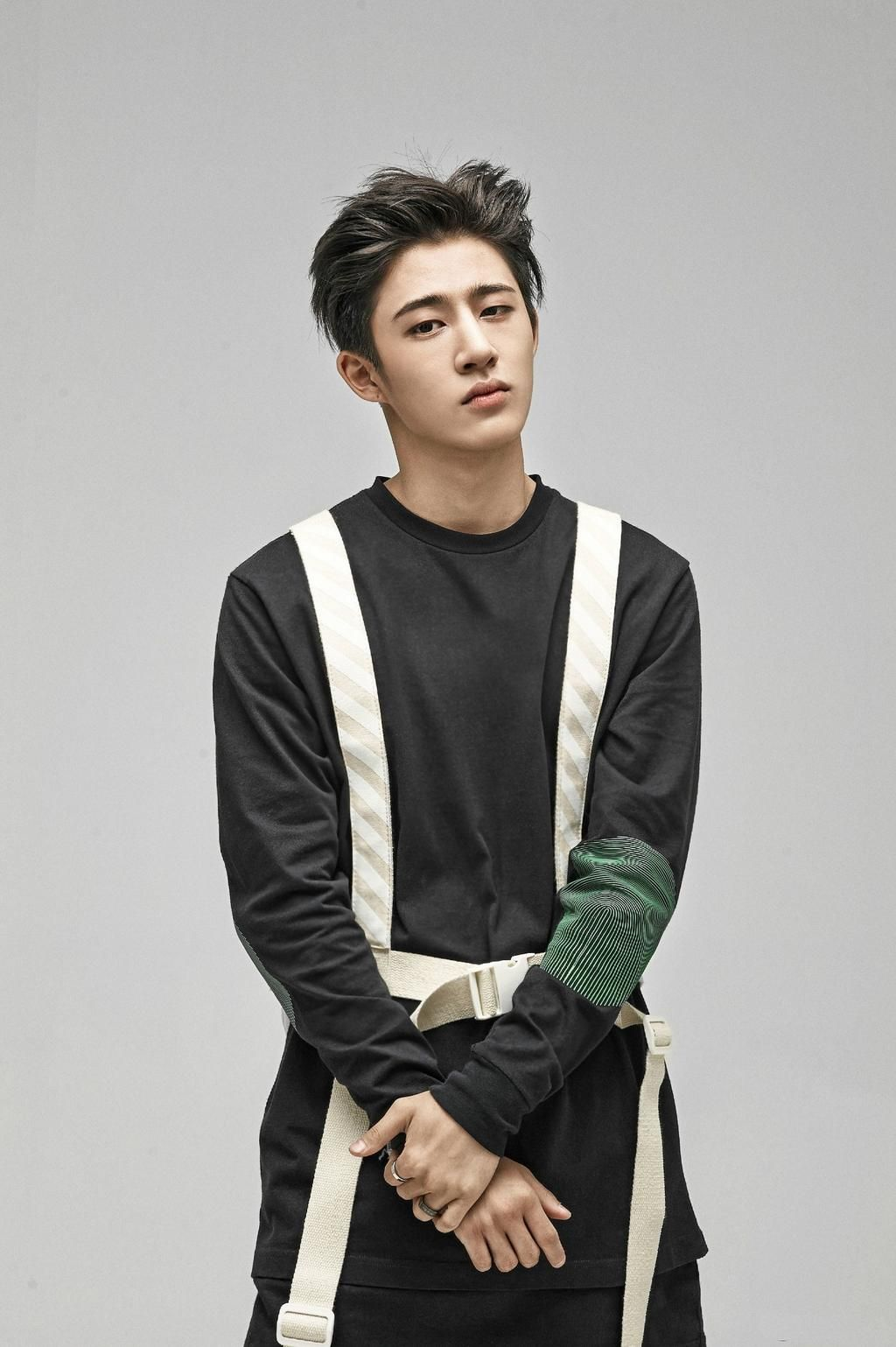 Ikon S Leader B I Aka Hanbi The Charisma Rapper Ikon Leader Ikon Mix And Match Ikon