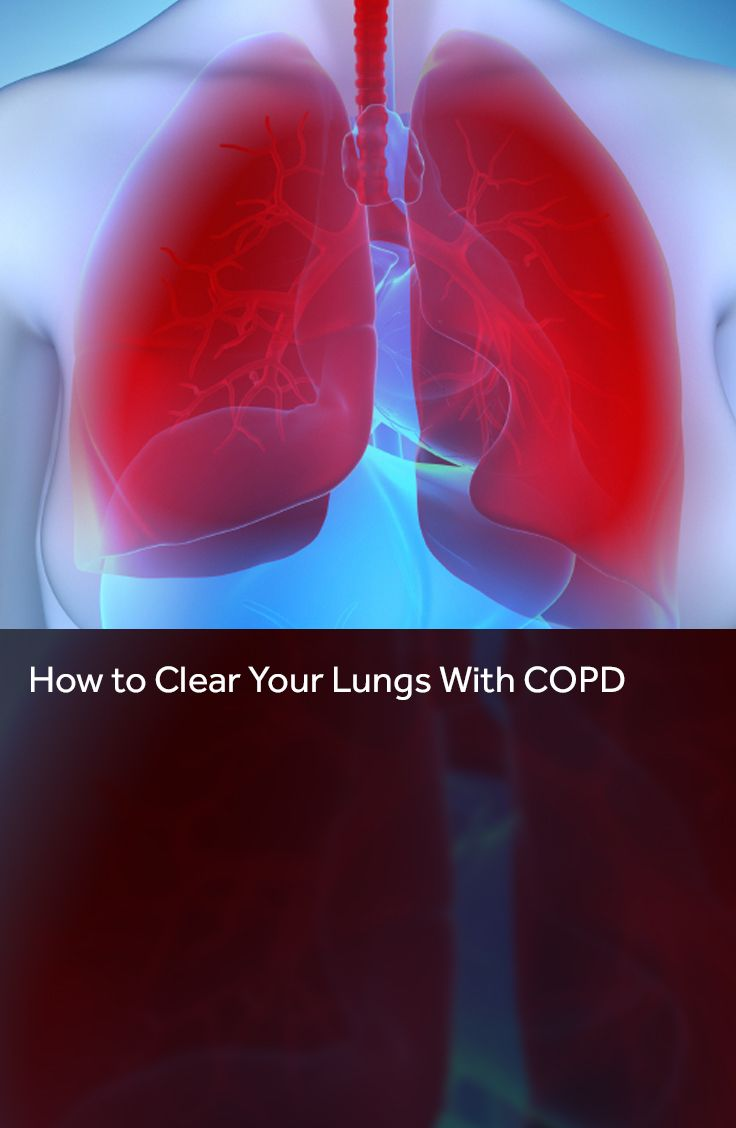 What Do Asthma Heart Disease And Cancer >> How To Clear Your Lungs If You Have Copd Emphisema Lunges