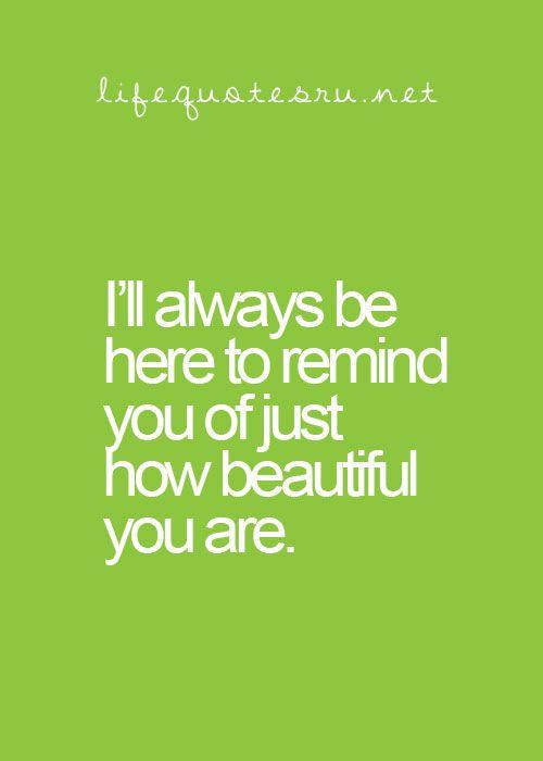 Beautiful girlfriend quotes