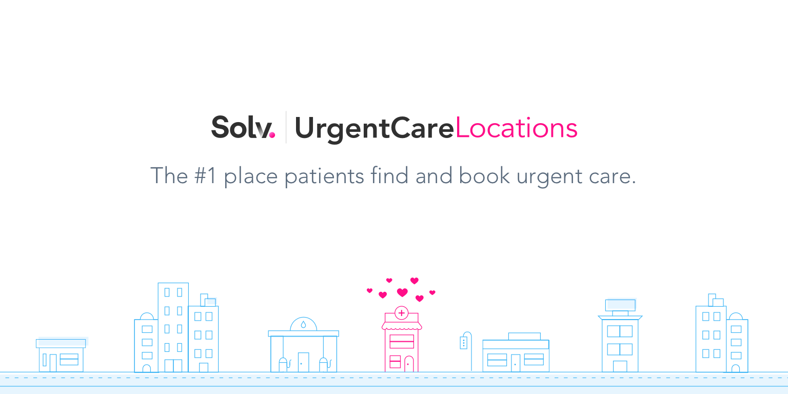 Pin by Urgent Care Locations on Solv Urgent Care